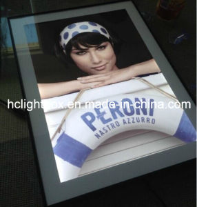 Crystal Light Box Aluminum Lightbox Magnetic Lightbox pictures & photos