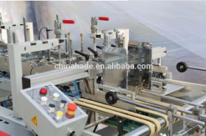 Four-Corner & Six-Corner High-Speed Automatic Folder Gluer Machine pictures & photos