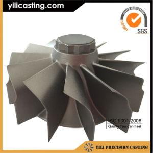 Vacuum Casting Turbine Wheel Marine Diesel Engines