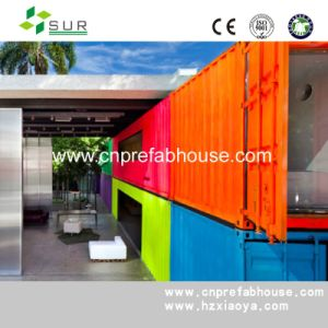 Modular Customize Design Container House pictures & photos