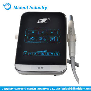 3 Functions Piezo Dental Scaler LED Dental Ultrasonic Scaler pictures & photos