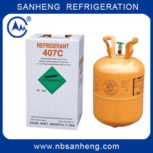 R407c Refrigerant Gas From China (R407C) pictures & photos