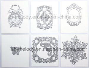 Mirror Cutting Dies / Metal Craft Cutting Die for Card Making pictures & photos