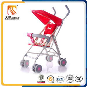Red Color Simple Baby Stroller Bike Wholesale pictures & photos