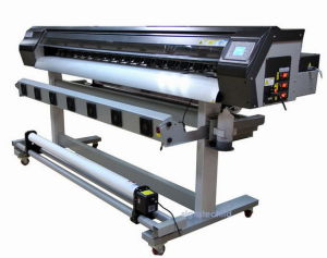 Vinyl Express Dx5 V Eco Solvent Printer, 1.6m Vinyl Printer Machine pictures & photos