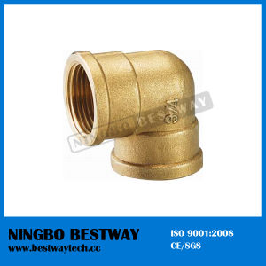High Quality 90 Degree Brass Elbow pictures & photos