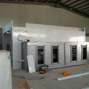 High Efficiency Industrial Painting Line Baking Oven pictures & photos