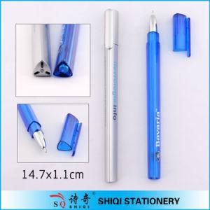 Promotional Item Transparent Triangle Shape Pen