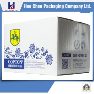 Cheap and Good Quality White Corrugated Packaging Carton Box pictures & photos