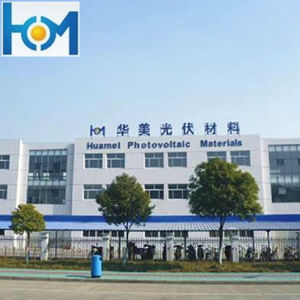 Low Solar Reflection Photovoltaic Glass for PV Module pictures & photos