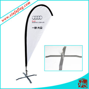 Wholesale Custom Flying Flag/Teardrop Flag/Stand Flag pictures & photos