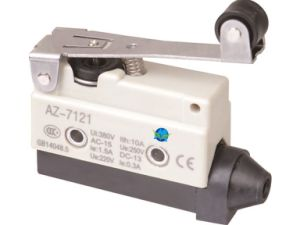 Long Roller Lever Type Micro Switch Az-7121 pictures & photos