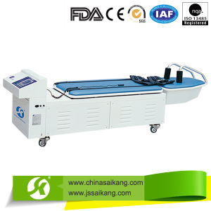 3D Multiduty Lumbar Traction Bed by Microcomputer with Professional Service pictures & photos