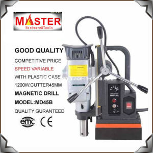 Master Magnet Drill Bux Magnetic Drill (MD45B)