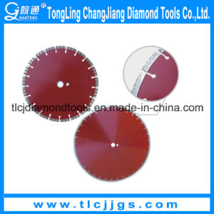 Laser Deep Segments Saw Blade with High Quality pictures & photos