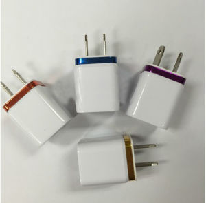USB Wall Charger Dual USB Travel Charger pictures & photos