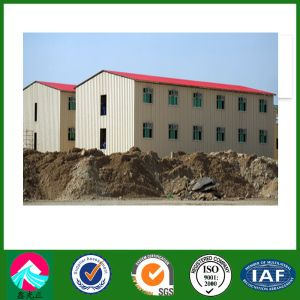Prefabricated Steel Structure School Building (XGZ-PCH 037) pictures & photos