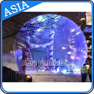 Gaint Lighting Inflatable Snow Globe, Hot Inflatable Christmast Snow Globe pictures & photos