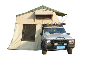 Camping Car Outdoor Hard Shell Roof Top Tent pictures & photos