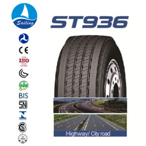 with Gcc DOT ECE All Steel Radial Truck Tire (11r22.5) pictures & photos