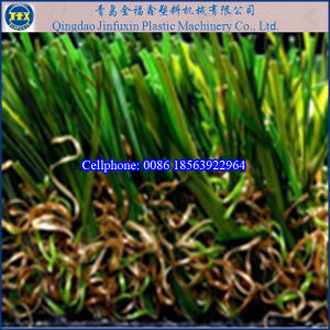 Plastic Artificial Golf Court Field Turf Extruding Machine pictures & photos