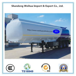 High Quality Oil /Fuel Tanker Semi Trailer From Manufacturer pictures & photos