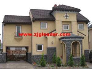 Steel Roofing Sheets Color Stone Metal Roof Tile pictures & photos