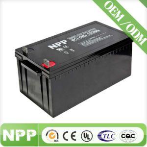 Gel Battery for Solar Power (12V200ah)