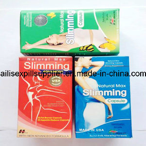 Good Price Herbal Natural Max Slimming Capsules Reduce Fat Products pictures & photos
