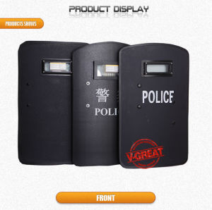 Ballistic Bulletproof Shield pictures & photos