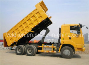 China Hot Sale 6*4 Dump Truck Loading 25-30 Ton pictures & photos