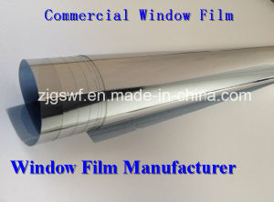 Silver Reflective One Way Vision Film as Mirror Performance (SF101) pictures & photos