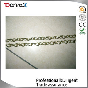 Yellow Zinc Plated Jack Chain with Hook pictures & photos