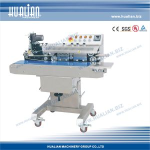 Hualian 2017 Color Ribbon Horizontal Sealer (FRS-1120W) pictures & photos