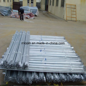 Galvanized Tube Cross Brace for Scaffolding pictures & photos