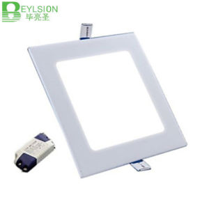4W Slim Square LED Panel Lamps pictures & photos