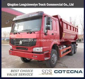 Sinotruk 10 Wheel HOWO 6X4 20cbm Tipper Trucks pictures & photos