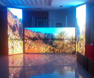 P5 Indoor Advertising LED Display Screen for Fixed Installation pictures & photos