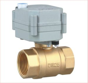 Electric Valve for Liquid Control (T25-S2-B) pictures & photos