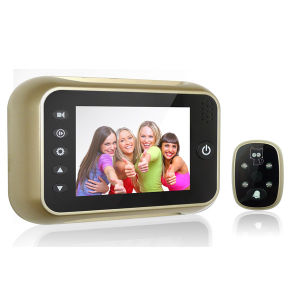Dightal Door Viewer with SD Card Video Recording