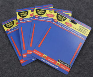 UV Protection Header Paper Card pictures & photos