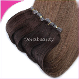 Hair Factory Price Human Hair Tape Hair Extensions pictures & photos