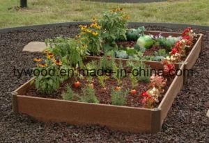Double Size Wooden Garden Planter pictures & photos