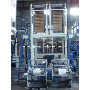 Plastic Film Blowing Machine for PE/HDPE/LDPE/LLDPE