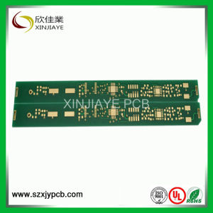 Fr4 PCB Panel with Immersion Gold and V-Cut pictures & photos