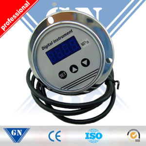 Cx-DPG-130z High Quality Digital Side Mount Pressure Gauge (CX-DPG-130Z) pictures & photos