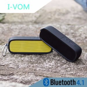 Karaoke Dual Portable Mini Bluetooth Wireless Speaker pictures & photos