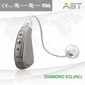 Diamnd EQ Ric Hearing Aid