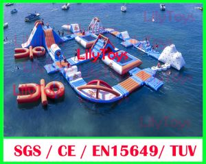 Inflatable Water Park, Water Games, Water Toys, Aqua Park pictures & photos