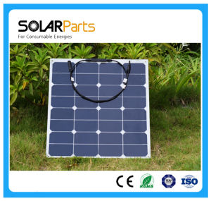 50W Sunpower Solar Panel for Caravan